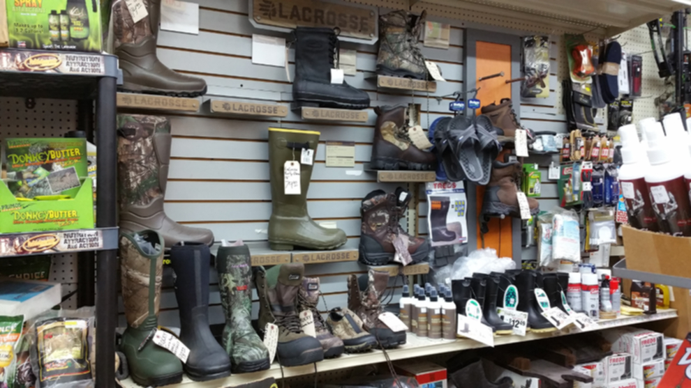 Sporting Goods Boots